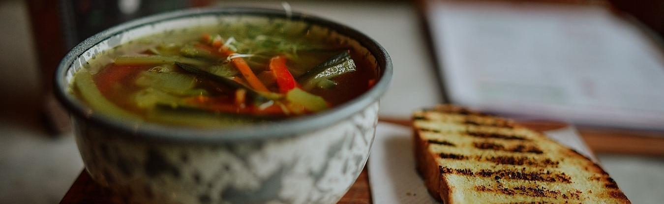 Menú y Sopa